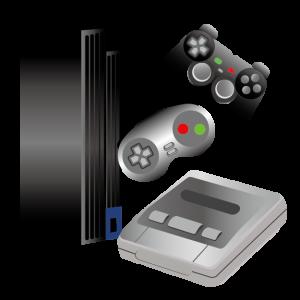 各種テレビゲームのハード機