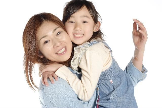 仲良しママと娘